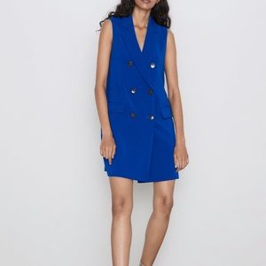 Zara Suit dress